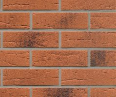 Клинкерная плитка  R228 terracota rustico carbo