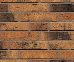 Клинкерная плитка  R286 nolani viva rustico carbo