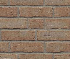 Плитка под кирпич R681 sintra terracotta bario