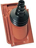 Flandern PVC-Antennendurchlass