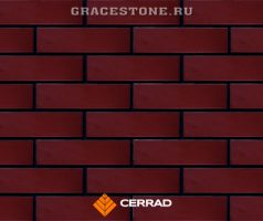 Burgund glatt (CERRAD)