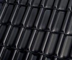Schwarz matt glasur (Черный матовый, глазурь)