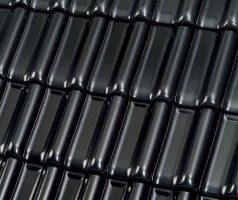 Schwarz-matt, glasur (Черный, матовая глазурь)