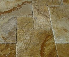 Travertine Scabos Set