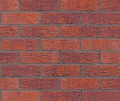 Клинкерная фасадная плитка Deep purple (HF08)