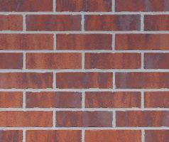 Клинкерная фасадная плитка Red square (HF39)