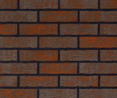 Клинкерная фасадная плитка Red house (HF17)