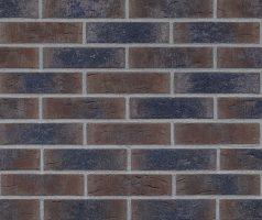 Клинкерная фасадная плитка Blues shadow (HF27)