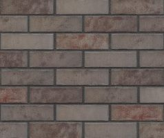 Клинкерная фасадная плитка Grey Satin (HF49)