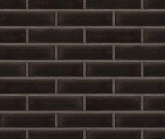 Глазурованная клинкерная плитка для фасада Onyx black (17) Ониксовый черный