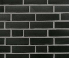FARO Riemchen schwarz-nuanciert, glatt