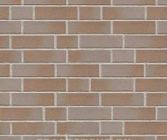 Steglitz, ocker weiß geschlämmt - Keramikfassade