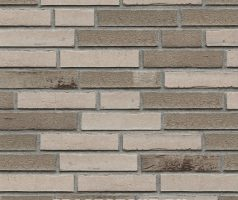 Lichterfelde + Grunewald, hellbeige, beigegrau, Kohle - Keramikfassade