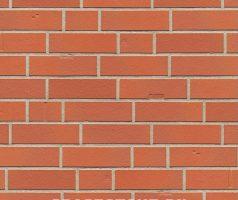 Finkenwerder, rot - Keramikfassade