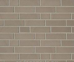 Grau , glatt - Keramikfassade