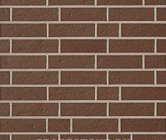 Braun, genarbt - Keramikfassade
