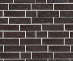 Mangan, braun nuanciert - Keramikfassade