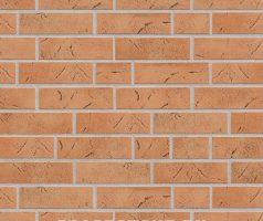 Sandstein, sandsteinfarben - Keramikfassade