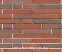 Altona, rot bunt - Keramikfassade