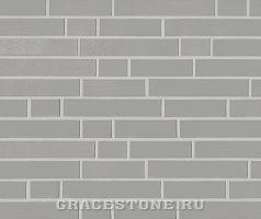 Lichtgrau, hellgrau - Keramikfassade