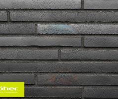 Плитка для фасадов 456 schwarz-blau