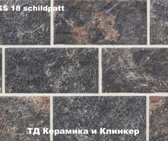 Плитка для цоколя Stroeher KS 18 schildpatt