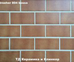 Цокольная плитка Stroeher 804 bossa