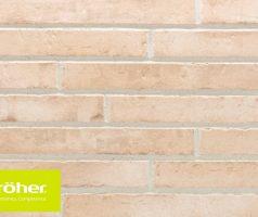 Фасадная плитка 440х52х12 цвет 470 beige engobiert