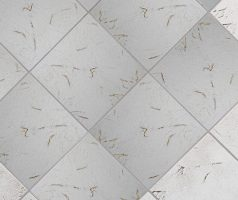 ABC Antik Muschelweiss напольная плитка, 240x240x10 мм
