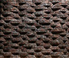 Плетёнка-гранит капустинский 5400 руб