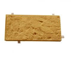 Песчаник с перекрытием шва
