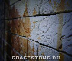 Камень с принтом