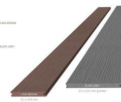 Террасная доска Megawood 21x145 PREMIUM PLUS
