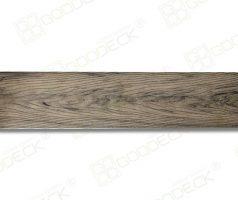 Террасная доска полнотелая 140x18 Премиум (Серый)