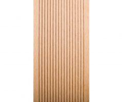 Террасная доска 146х23 Карамель, брашинг / структура дерева